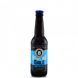 Howling Gale  - Eight Degrees - Bière artisanale irlandaise