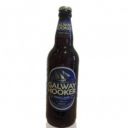 Amber Pale Ale - Galway Hooker - Bières artisanales irlandaises